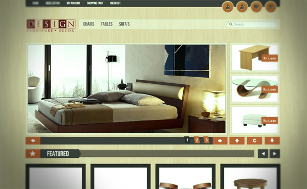 Design.net/pk furniture store